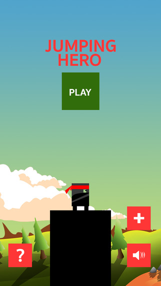 Jumping Hero: Jump Jump
