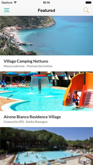 Campeggi.com - Villages and Campings