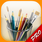 MyBrushes Pro �?? Draw, Paint, Sketch on Infinite canvas