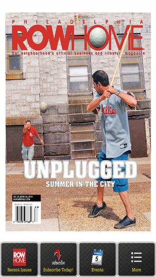 Philadelphia RowHome Magazine