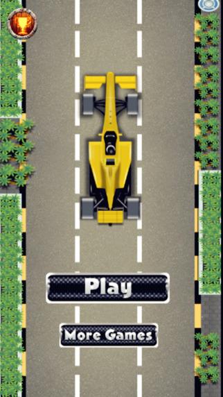 Highway Ablaze - A Racing Car Game