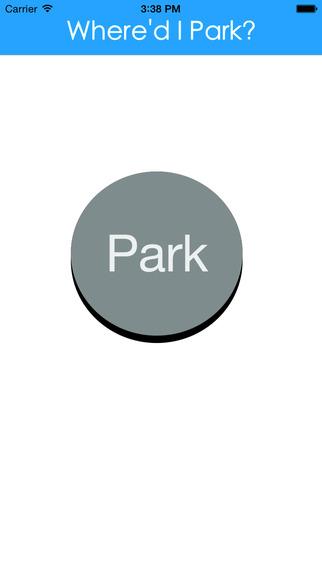 Where'd I Park