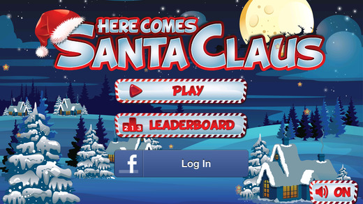 Here Comes Santa Claus - Free Fun Christmas Game With Santa Giving Toys
