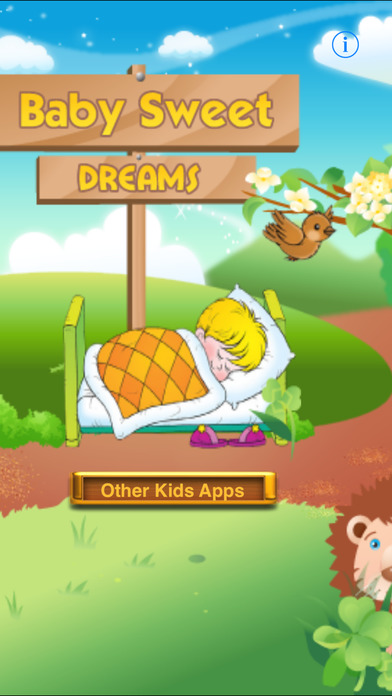 Baby Sweet Dreams iPhone Screenshot 3