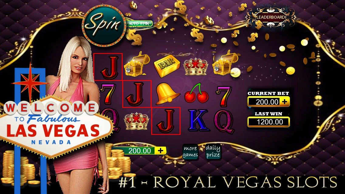 royal vegas online casino spiel slots online