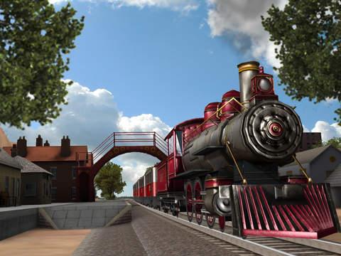 Train Simulator 2015 - USA and Canada на iPad