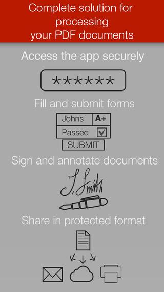 PDF Forms - PDF 表单编辑工具[iOS]丨反斗限免