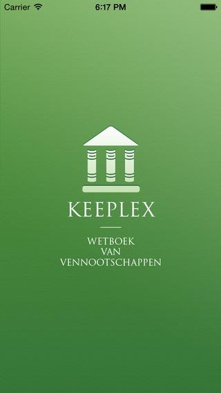 KEEPLEX - Wetboek van vennootschappen