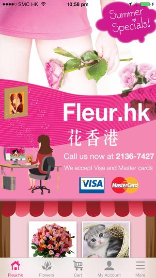 Fleur Hong Kong Florist 花香港花店 European Style Flower Shop