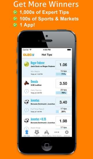 OLBG Sports Betting Tips - International Edition