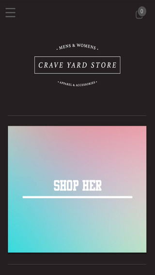 Crave Yard Store