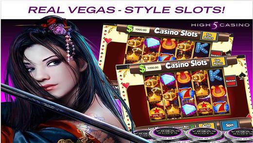 A Abbies Vegas Luxury Casino Slots Machine