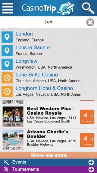 CasinoTrip - Gambling Tourism Guide.