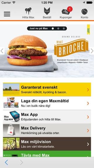 Max App