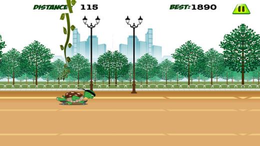 玩免費遊戲APP|下載Turtle Skateboarder Super Run - City Action Obstacle Survival Game Paid app不用錢|硬是要APP