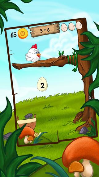 Chicken Math Challenge