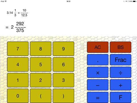 FractionalCalc