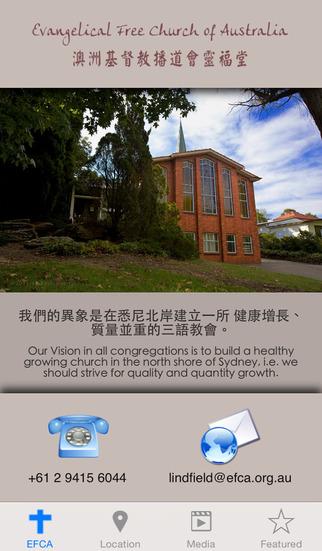 Evangelical Free Church of Australia