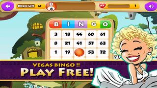 Screenshot 2 Lucky 7 Бинго партия Free — Blingo Игра с Большой Джек-пот бонус