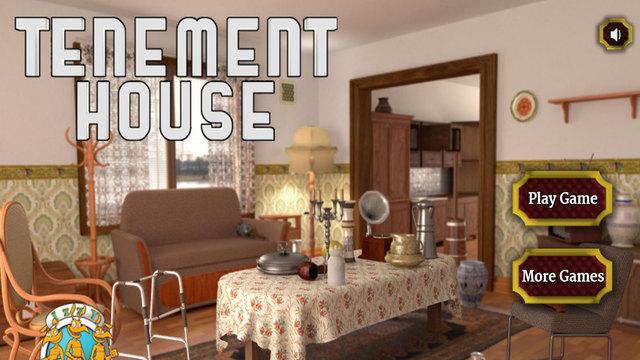 Tenement House Hidden Objects