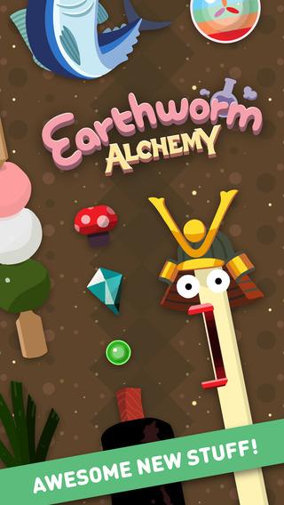 Earthworm Alchemy : Secret of the Magic Cauldron
