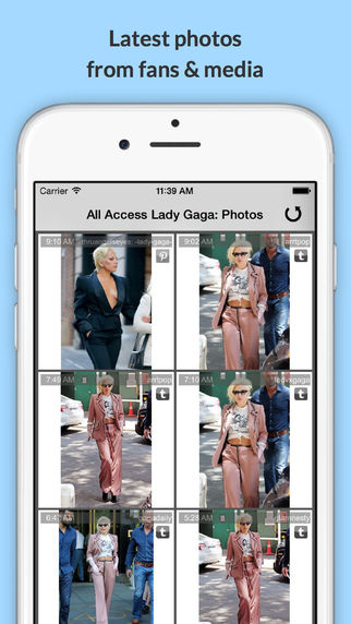 All Access: Lady Gaga Edition - Music Videos Social Photos More