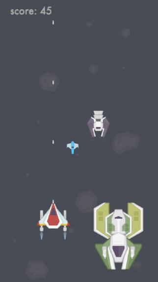 SpaceShip Blaster - FREE