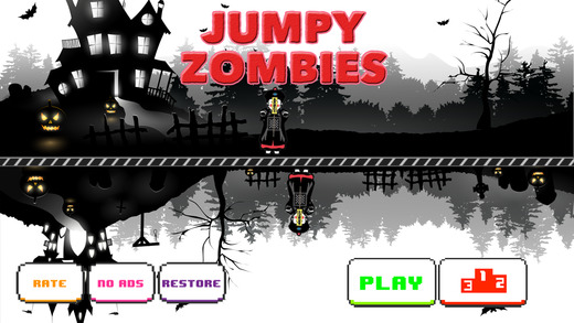 Jumpy Chinese Zombies