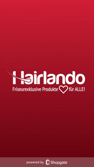 Hairlando - Friseurexklusive Produkte für ALLE