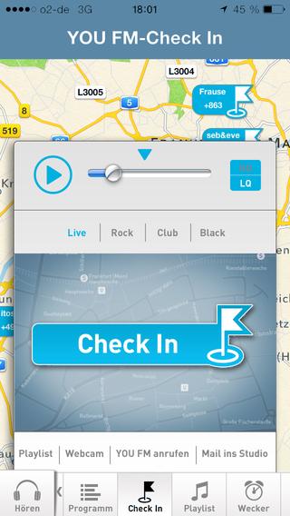 YOU FM App