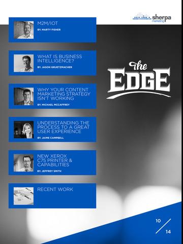 Sherpa Edge Vol. 4.2