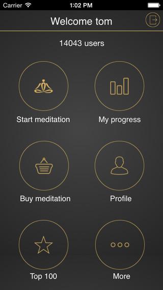 iMeditation - Guided Meditations