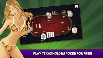 Texas Holdem Poker Offline Full screenshot 1