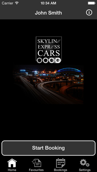 Skyline Express Cars