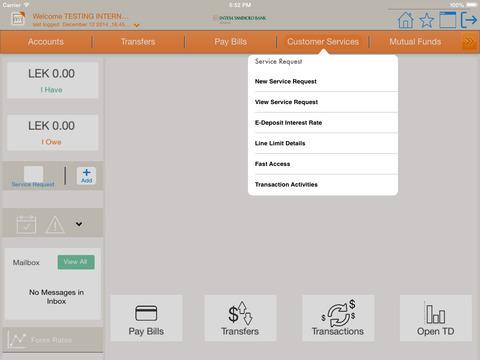 Intesa Mobile for iPad