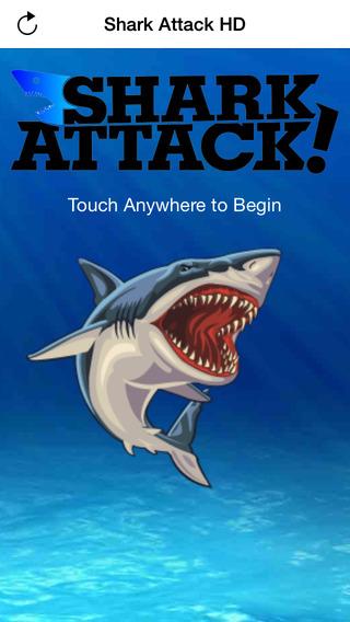 Shark Attack HD