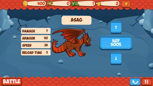 Dragon Fight: Fireborn