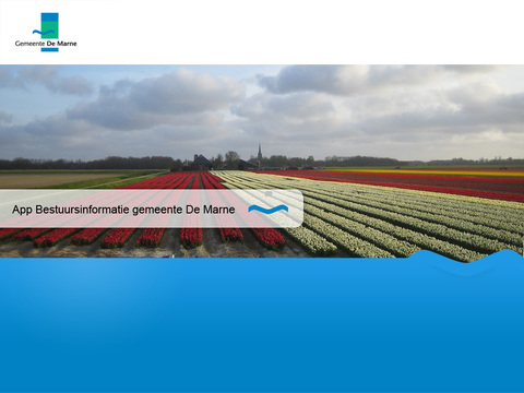 Gemeente De Marne – papierloos vergaderen met de GO. app