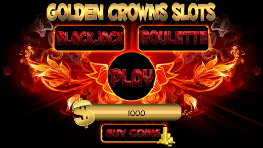 AAA Aage Golden Crowns Slots and Blackjack Roulette