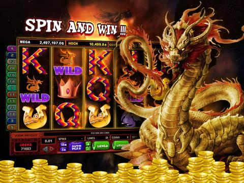 Slots dragon