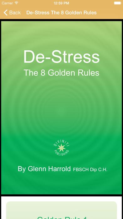 Be Happy - Hypnosis Audio by Glenn Harrold iPhone Screenshot 5