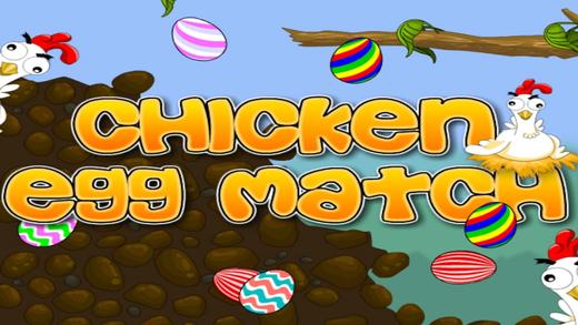 Chicken Egg Match