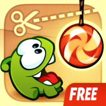 Cut the Rope Free - iOS Store App Ranking and App Store Stats
