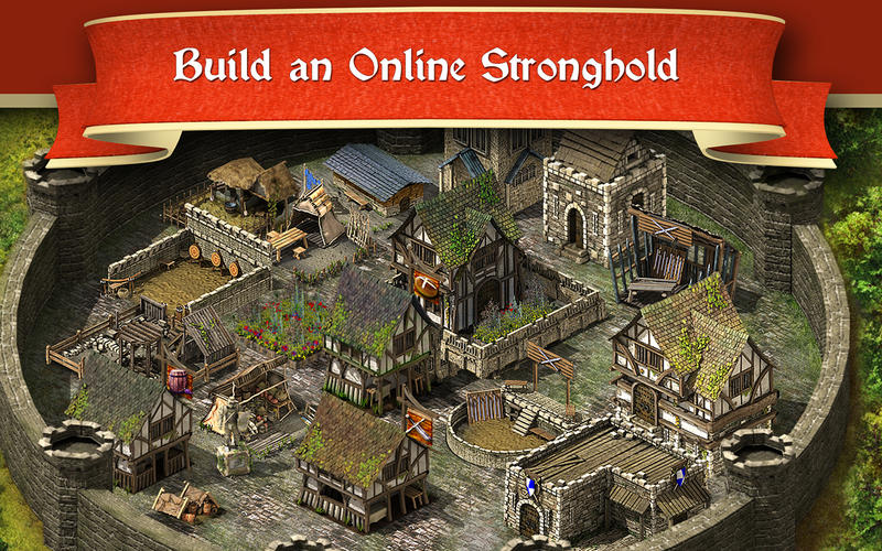 Stronghold Kingdoms Screenshot - 4