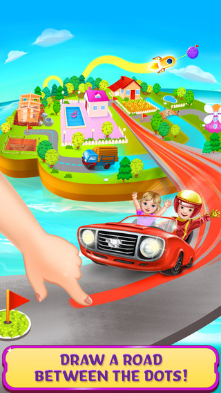 Tiny Roads - Vehicle Puzzles for Kids