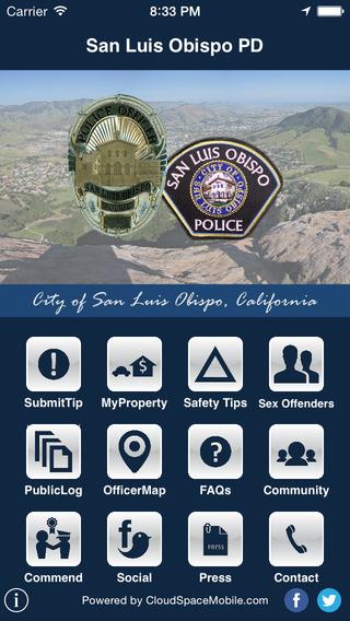 San Luis Obispo Police Department