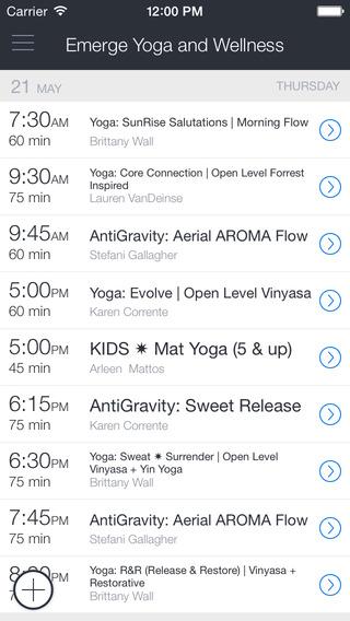 Emerge Yoga Wellness
