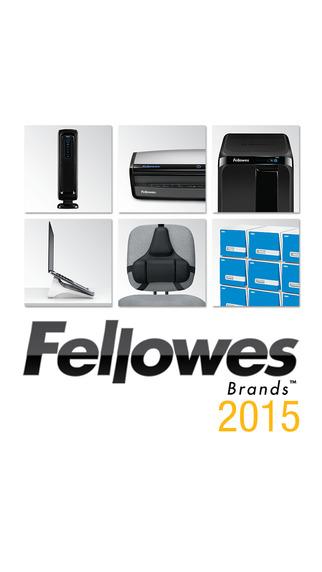 Fellowes Full Line Catalog US