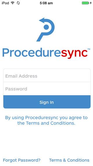 Proceduresync