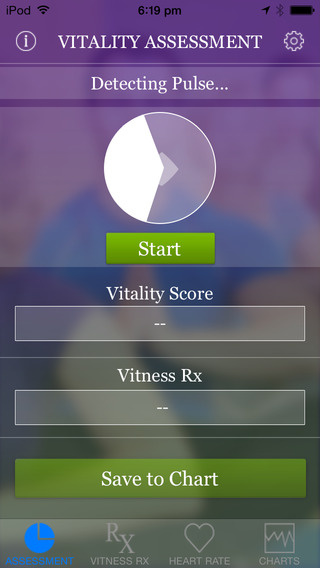 Vitness Rx: vitality based fitness
